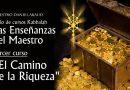 """Curso Kabbalah """"El Camino  de la Riqueza"""""""