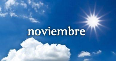 Cursos y actividades en Noviembre
