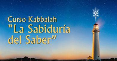 Curso Kabbalah: La Sabiduría del Saber