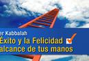 """Taller Kabbalah: """"El éxito y la felicidad al alcance de tus manos"""""""