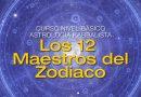 Curso Astrología Kabbalista Básico: Los 12 Maestros del Zodiaco