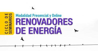 Ciclo de Seminario: Renovadores de Energía