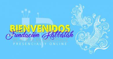 Seminario: Bienvenidos a tu Fundación Kabbalah