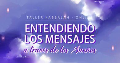 Taller Kabbalah: Entendiendo los mensajes a través de los Sueños